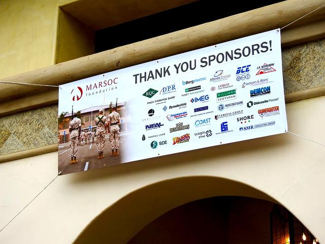2017 West Coast MARSOC Foundation Tournament