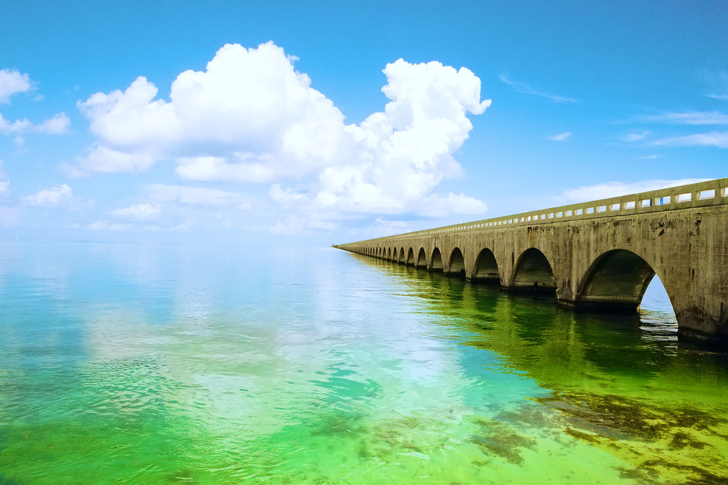 Seven Mile Bridge - Florida