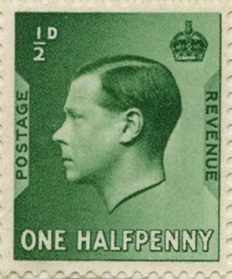 Essay approved by Edward VIII, March 1936.