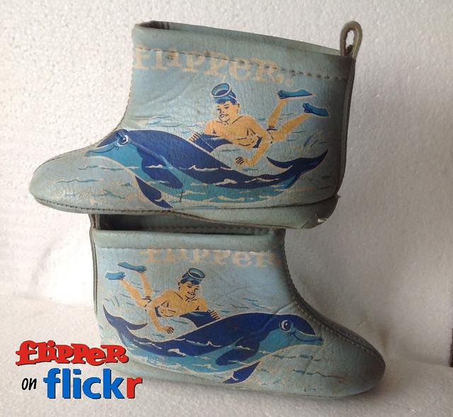 Flipper Baby Boots