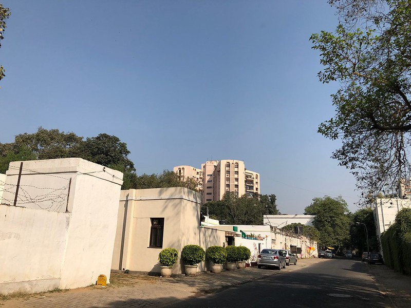 City Walk - Vakeel Lane, Central Delhi