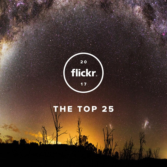 Top 25 Photos on Flickr in 2017 From Around The World
