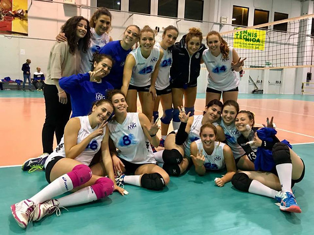 new volley gioia