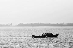 Fishermen of Naf river