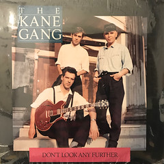 THE KANE GANG:DON'T LOOK ANY FURTHER(JACKET A)