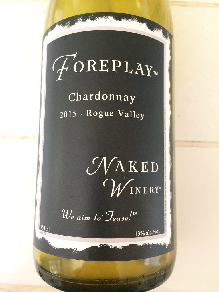 Naked Winery Foreplay