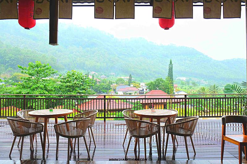 the onsen resort batu 1