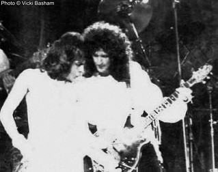 Queen live @ Columbus - 1977