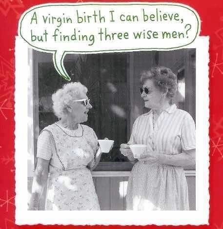 Wise men?