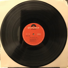 THE JIMI HENDRIX EXPERIENCE:AXIS BOLD AS LOVE(RECORD SIDE-B)