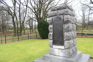 1st Australian Tunnelling Company Memorial - Hill 60, Zillebeke, Belgium, Friday 29th December 2017 | by CDay86