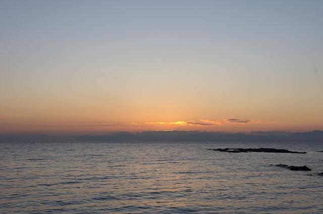 Photo:夜明け前