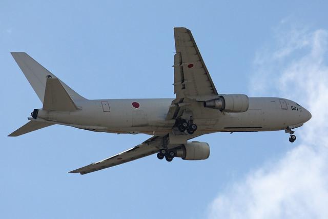 KC-767 87-3601 第1輸送航空隊第404飛行隊 IMG_6793_2