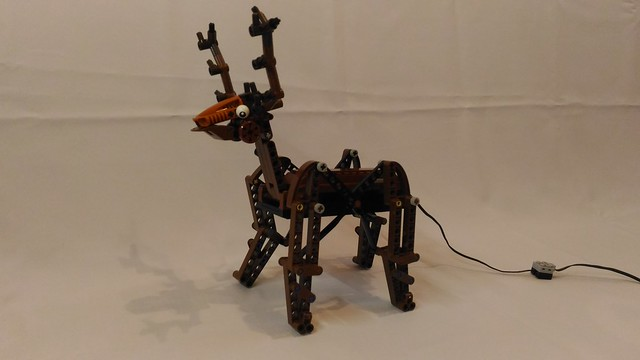 LEGO® MOC by Braker23: Techni Reindeer ver.3