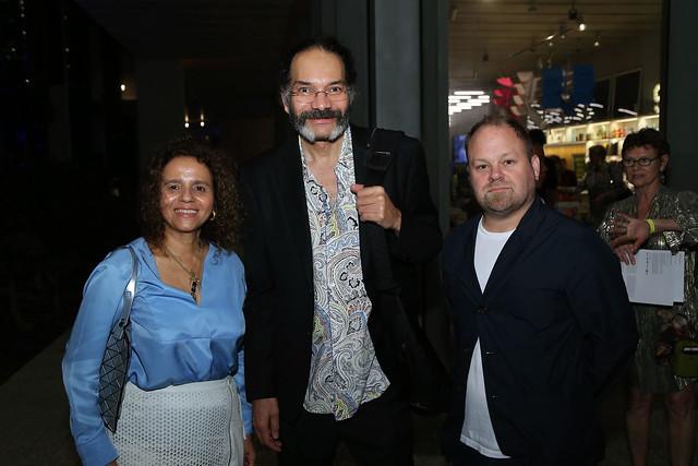 Beatriz Milhazes, Hew Locke & Tobias Ostrander -WorldRedEye.com