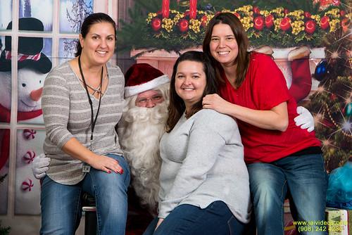 Santa at Teecs-114