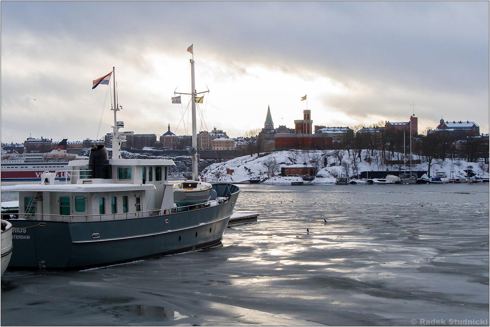 Sztokholm na wyspach