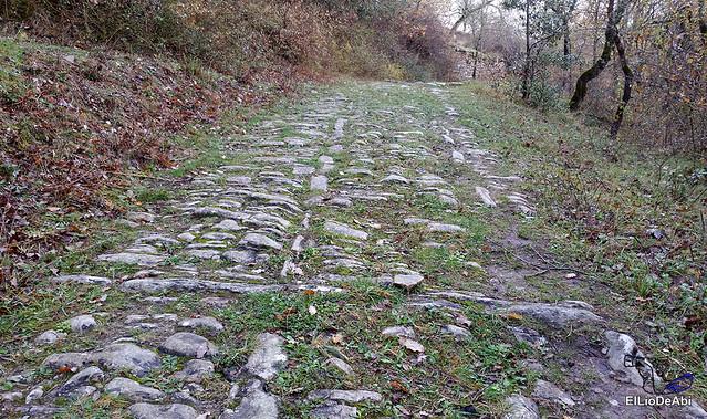 Camino Real de las Enderrozas y cascada de Irús (3)