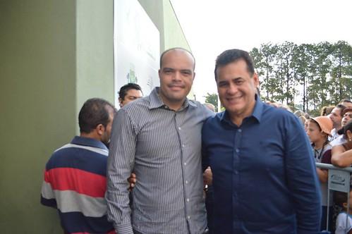 Entrega da Creche Pedro Alves de Oliveira