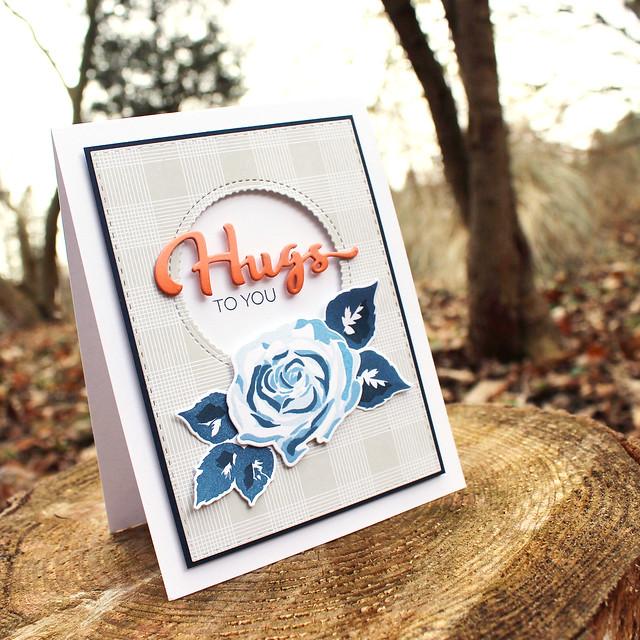 Hugs To You Card 2