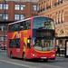 First 37608 WX58JXS Victoria Street, Bristol 6 November 2017