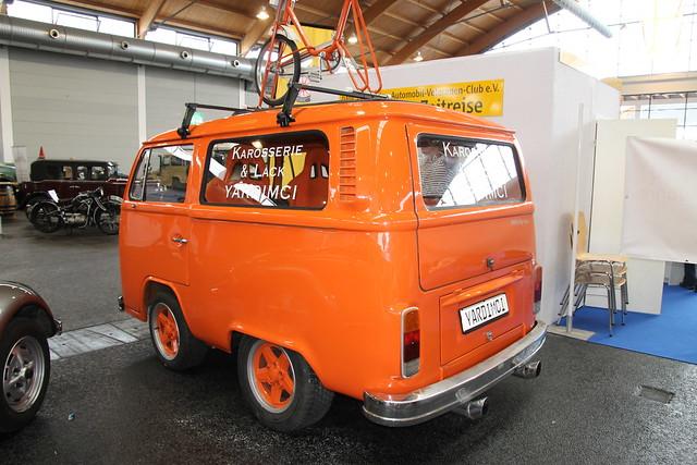 VW T2 Shorty
