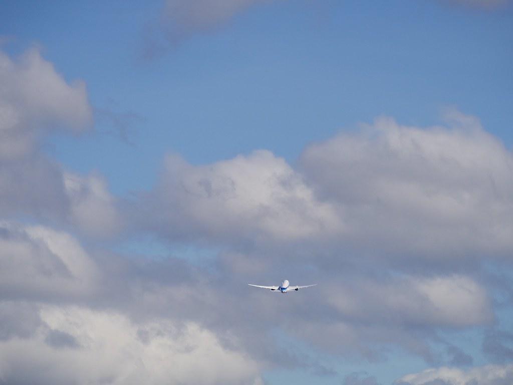 寒流前Q7+02打飛機