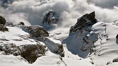 View from Säntis - Appenzell - Schweiz