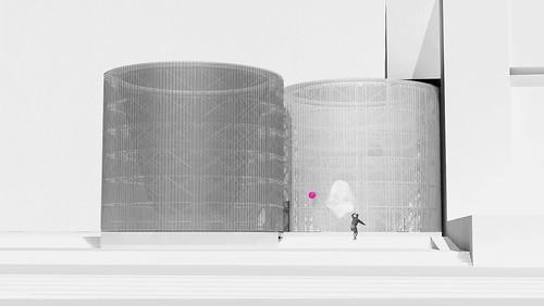 2018 X-site 計畫首獎作品《OO》by 大林工作室 STUDIOLIN