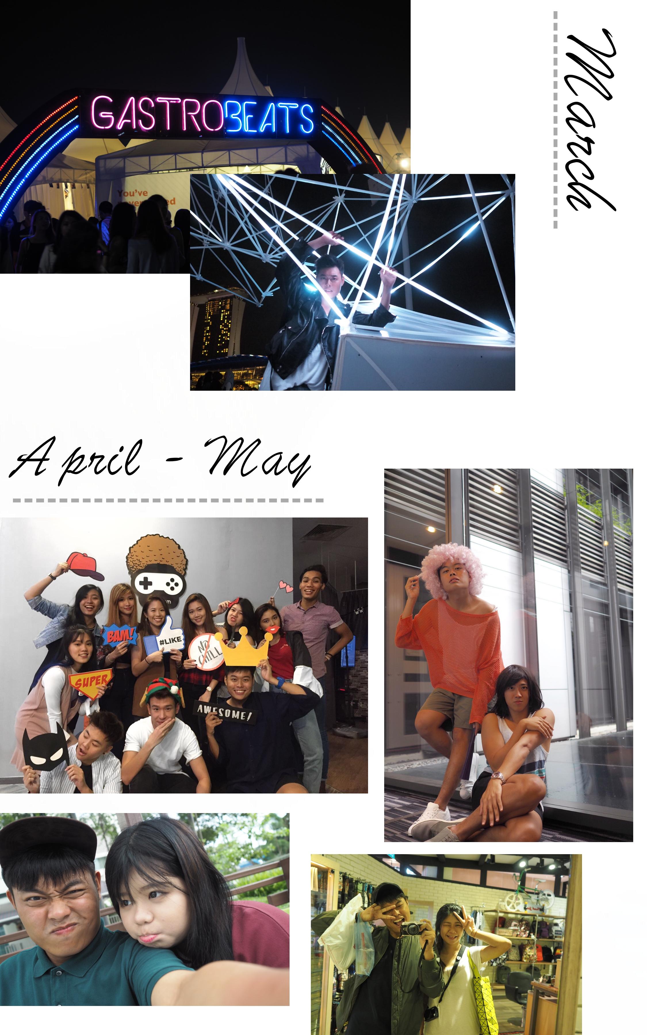 Mar - May