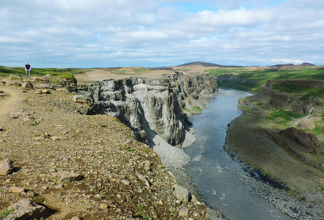Best Day Hikes In Iceland: Jökulsárgljúfur, Vatnajökull National Park, Northern Iceland