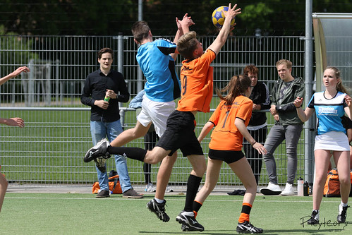 Korfbal Swift B1 vs Seolto B1 <br/>93 foto's