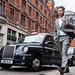 Businessman in London