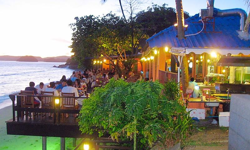 Krabi beach resort Southern Thailand