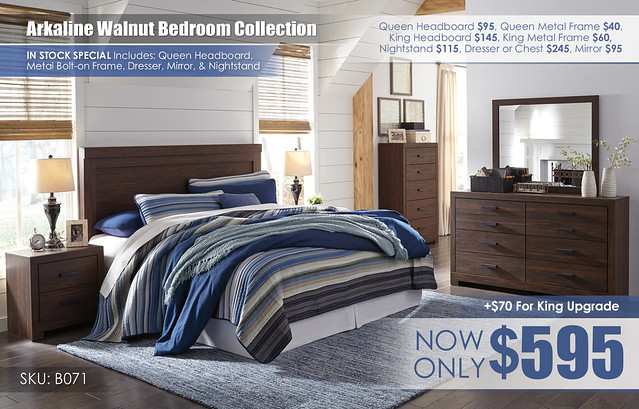 Arkaline Bedroom Special B071-31-36-46-58-92-Q333