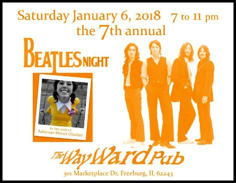 Beatles Night 1-6-18