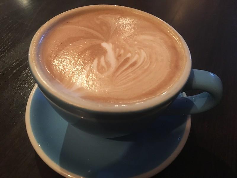 Hot Chocolate Emissary Coffee Shop