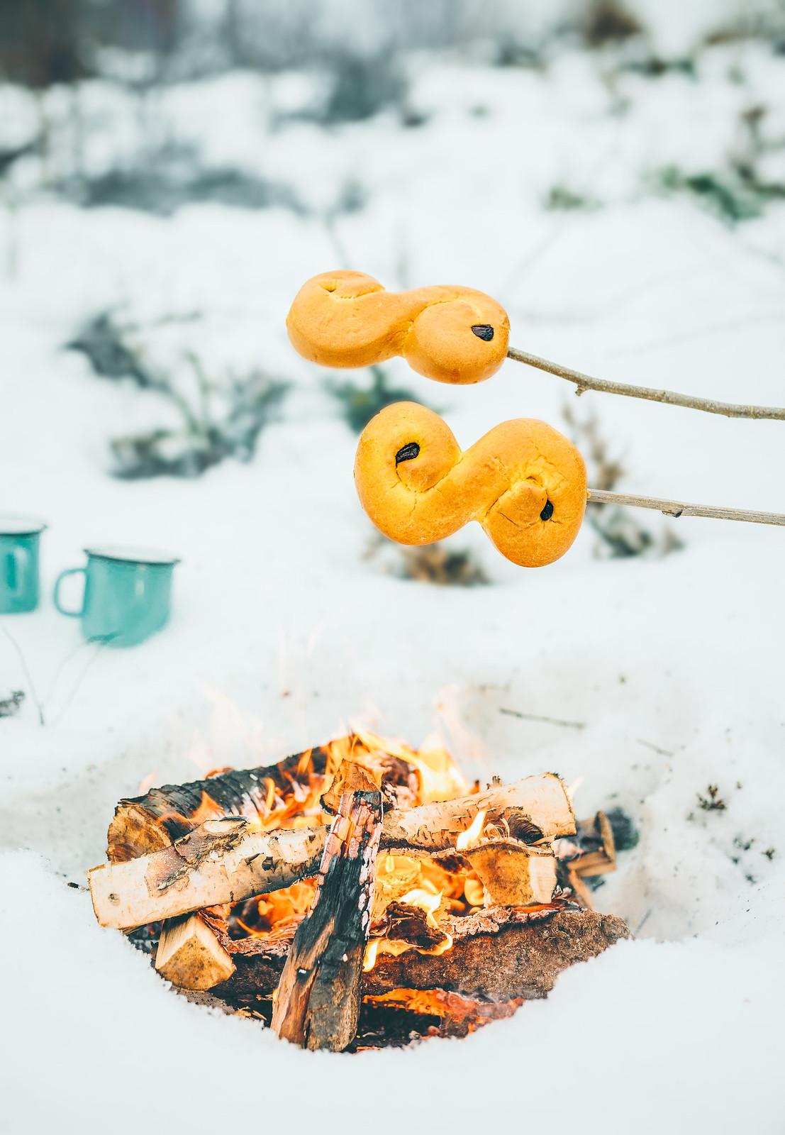 grilla lussekatter - karinevelina.se