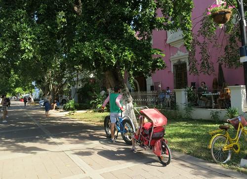 Paseo de Montejo, Mérida, Yucatán, México