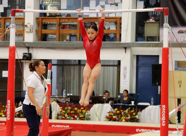 VII Campeonato Centroamericano de Gimnasia.