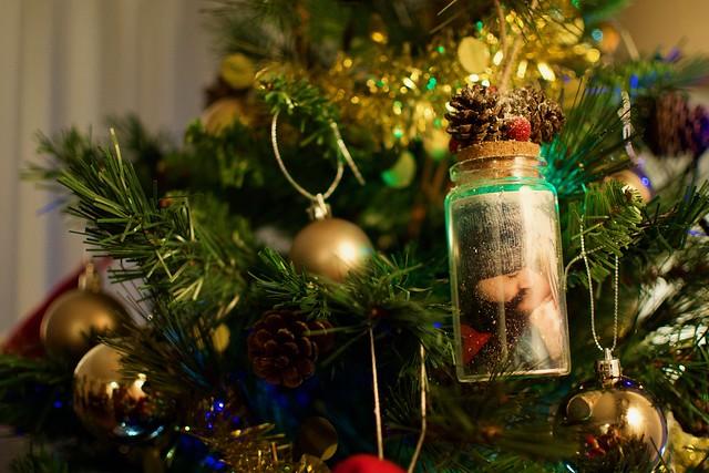 Photo:Nuestras primeras Navidades By:cyberslas
