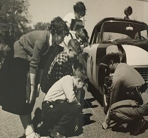 Fixing a car