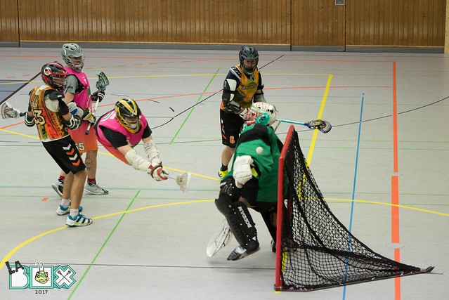 LaBox 2017 Herren Glachs vs. Göttingen Lacrosse
