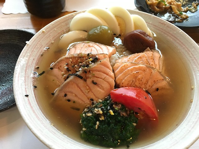 Photo:鮭魚茶泡飯 By Juno's collection