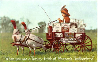 Warrens promocard 1918