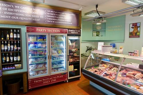 Patterson's butchers, Baltinglass, Co. Wicklow
