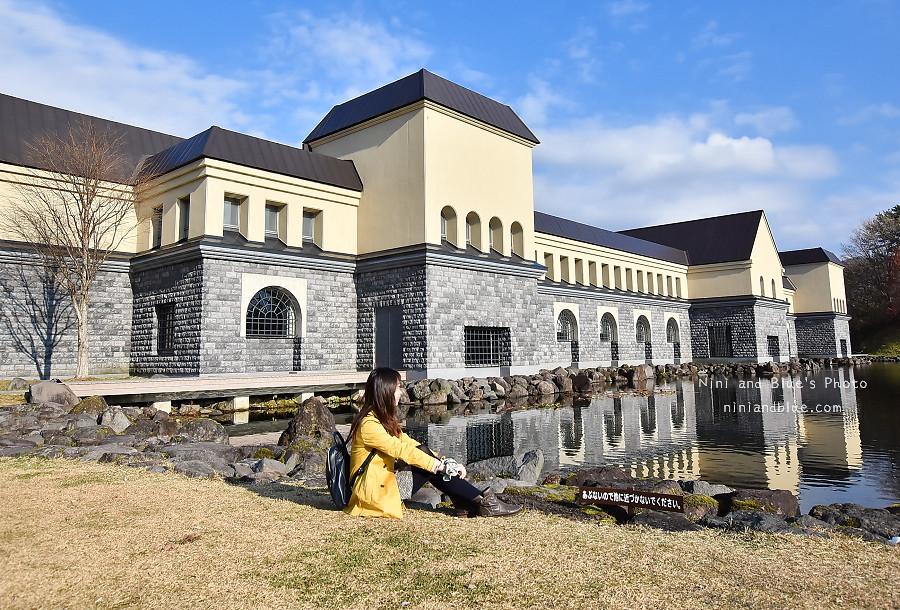 諸橋近代美術館.福島住宿10