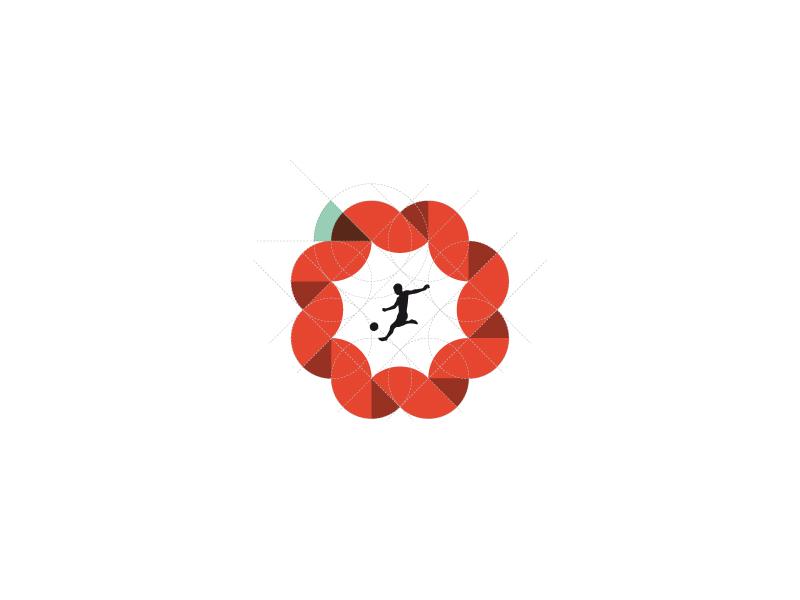 thiết kế logo bóng đá - 21 Thiết kế logo bóng đá tuyệt đẹp cho ý tưởng của bạn