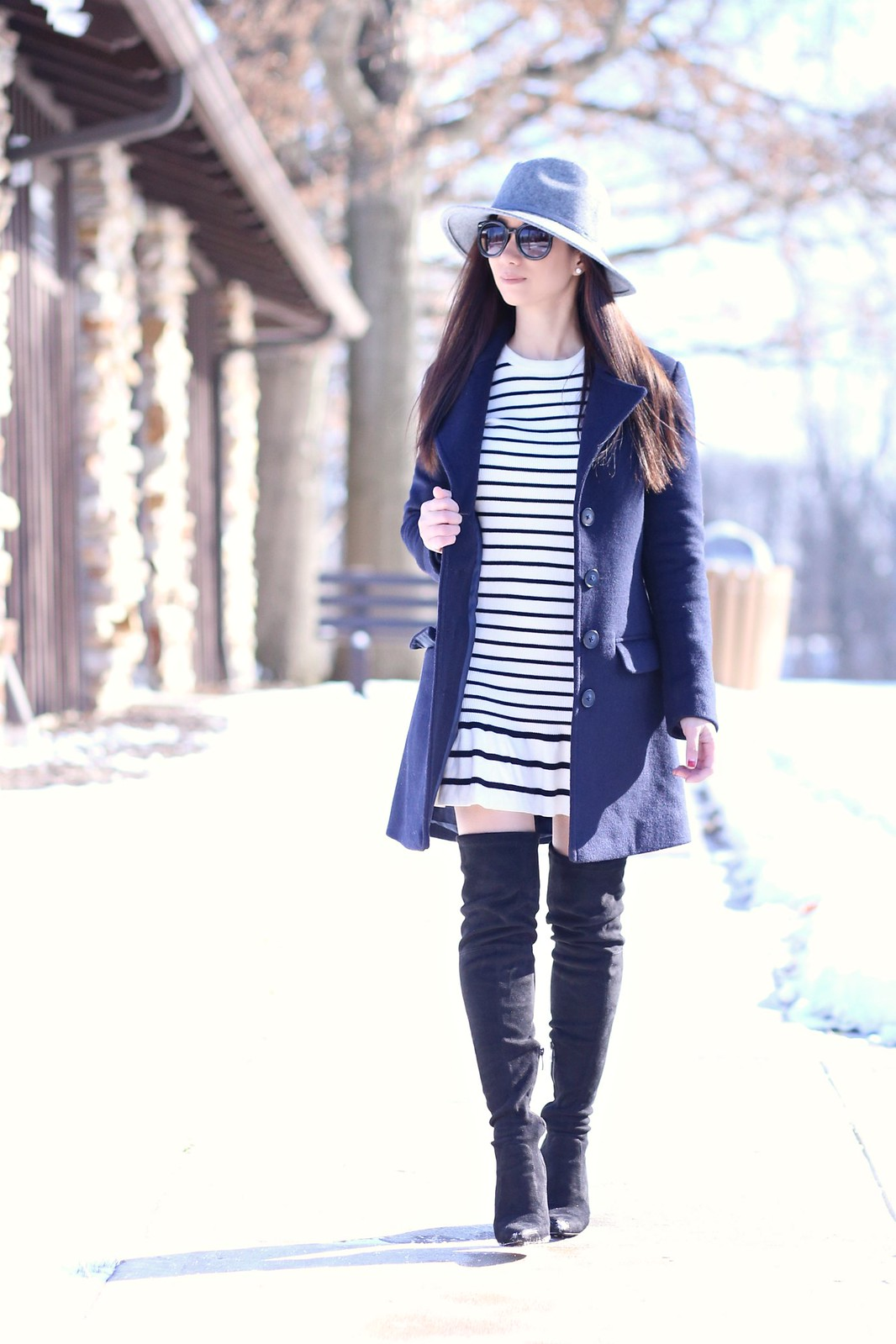 StripedDress_SydneysFashionDiary