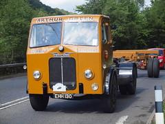 Leyland Beaver Artic Unit with Trailer - 1950
